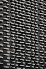 (Karsten Hansen) Tags: bw usa chicago architecture blackwhite architektur balconies amerika balkone schwarzweis pentaxart pentaxk3