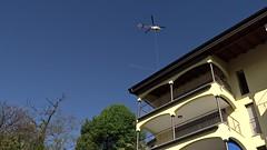 00024 () Tags: risiko lrm helikopter orselina lebensqualitt leerstand kernsanierung fluglrm transportflug hbzmt
