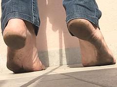 (danragh) Tags: feet dirty heels
