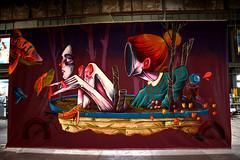 kingsspray 2016 ndsm amsterdam (wojofoto) Tags: streetart art amsterdam graffiti ndsm 2016 ijhallen wolfgangjosten wojofoto kingsspray malkkai