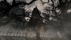 Graveyard (ES.GR Archer) Tags: castle screenshot vampire dungeon elder scrolls skyrim bordeciel