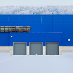 Deconstructed. (Simas Lin) Tags: urban color industry lines architecture industrial colours suburban fineart shapes minimal forms lin minimalistic minimalist lithuania vilnius fineartphotography aesthetics contemporaryphotography commissioned photographyproject brenizer modernphotography simas esthetics constructedlandscape brenizermethod constructedphotography simaslin simaslinphotography simaslinphotographer usuburb