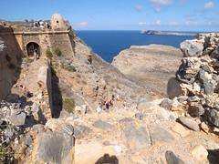 zzR0013315 (L.la) Tags: sea mer monument europa europe 28mm eu greece grce ricoh lla mditerrane crte gramvousa grd ricohgrd grdiii laurentlopez
