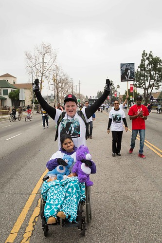 MLK Day Parade - Los Angeles, CA 2016
