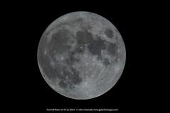 The Full Moon on 01-23-2016 (John Chumack _Observatories) Tags: ohio usa moon maria fullmoon lunar dayton seas blizzardmoon2016