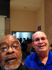 Us tuffing out the storm (LarryJay99 ) Tags: man male men guy mall couple faces guys dude dudes selfies
