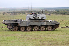 T.J. Neate Copyrighted Photograph (Neatescale) Tags: britisharmy salisburyplain tanks rtr challenger2 spta