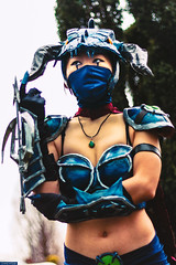 Dragonslayer Vayne (OhHeyItsSK) Tags: video riot cosplay lol games videogames legends league dragonslayer magfest cosplayphotoshoot vayne leagueoflegends cosplayphotography photosbyohheyitssk dragonslayervayne magfest2015