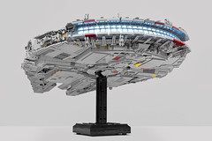 Millennium Falcon (Marshal Banana) Tags: