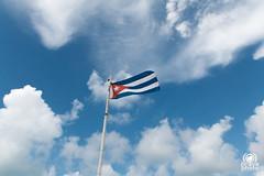 Cayo Blanco (andrea.prave) Tags: sea mer clouds mar meer nuvole mare flag cuba wolken nubes bandera caribbean ausflug varadero nuages   flagge excursion kuba  drapeau caribe matanzas bandiera caraibi excursin carabes karibik  escursione     cayoblanco