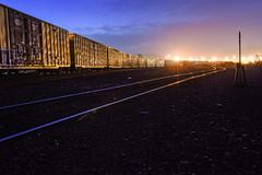 _DSC0121 (thegoodlife616) Tags: railroad night nikon nightshot trains freighttrains freights