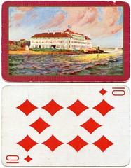 The Haven Hotel, 161 Banks Road, Sandbanks, Poole, Dorset (Alwyn Ladell) Tags: dorset sandbanks poole playingcard banksroad thehavenhotel