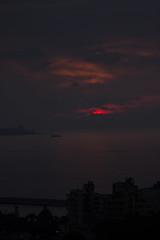 (RalphHatoum) Tags: sunset sea lebanon clouds beirut beyrouth liban