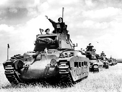 Canadian Matilda II tanks (Bro Pancerna) Tags: infantry tank canadian ii matilda