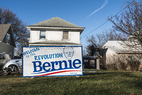 Bernie Revolution