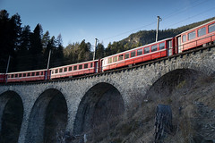 Landwasser Viaduct, Graubünden (peace-on-earth.org) Tags: world bridge heritage train geotagged switzerland rail railway tunnel unesco viaduct che landwasser rhaetian landwasserviadukt filisur peaceonearthorg kantongraubünden schmittenalbula geo:lat=4668007533 geo:lon=967168400