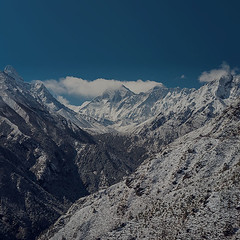 mp41-winter-mountain-nature-snow-dark-alps - http://Papers.co (papers.co) Tags: mountain snow clouds forest trekking stupa peak bluesky ridge trail monastery valley summit lhotse amadablam mounteverest tengboche