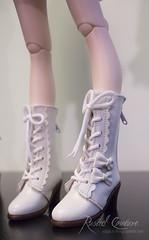 dearmine shoes minifee2 (rustedcouture) Tags: ball shoe shoes doll mine slim mini bjd dear msd jointed spiritdoll minifee dearmine