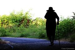 walk in peace (JANY FEDERICO GIOVANNINETTI) Tags: life people gente persone age reality easy giostra vita exist momenti espressioni facile sentimenti esistere realt et