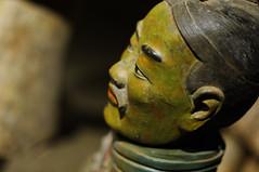 Fauve (S. Hemiolia) Tags: china statue terracotta details xian cerro statua cina guerrieri sanpietroincerro guerrieridixian