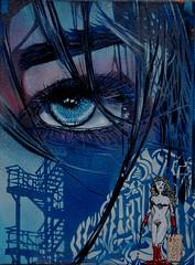 c211 (tonytrowbridge266) Tags: streetart graffiti graphic novel notdeadyet isleofwiight tonytrowbridge