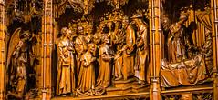 Mons - Collgiale Sainte-Waudru (saigneurdeguerre) Tags: 3 church canon europa europe belgium belgique mark iii belgi iglesia ponte igreja 5d mons belgica kerk eglise province belgien wallonie aponte hainaut collgiale kirch saintewaudru mons2015 antonioponte ponteantonio saigneurdeguerre