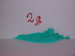 CuCL2_2g (Sothory) Tags: green yellow metal diy cu handmade double homemade copper laser pulse vapour vapor chloride fumes cvl chlorine iodine cui halide cuprum cucl monochloride