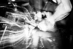 ZEUS!  (Julie Anne Noying) Tags: blackandwhite bw italy music live nuremberg band zeus nrnberg k4 threeoneg 60d 31g canoneos60d paolomongardi lucacavina zentralcafe motomonotour