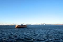 staten island ferry (mikefranklin) Tags: newyorkcity usa newyork fuji september fujinon statenislandferry 2015 a:a=camera a:a=countries a:a=years xf18mmf2