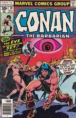 Conan 079 (micky the pixel) Tags: eye comics comic goddess axe marvel auge axt conan heft conanthebarbarian robertehoward erniechan gilkane bardylis