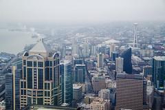 Seattle (thejoltjoker) Tags: seattle city buildings viewpoint 500px instagram