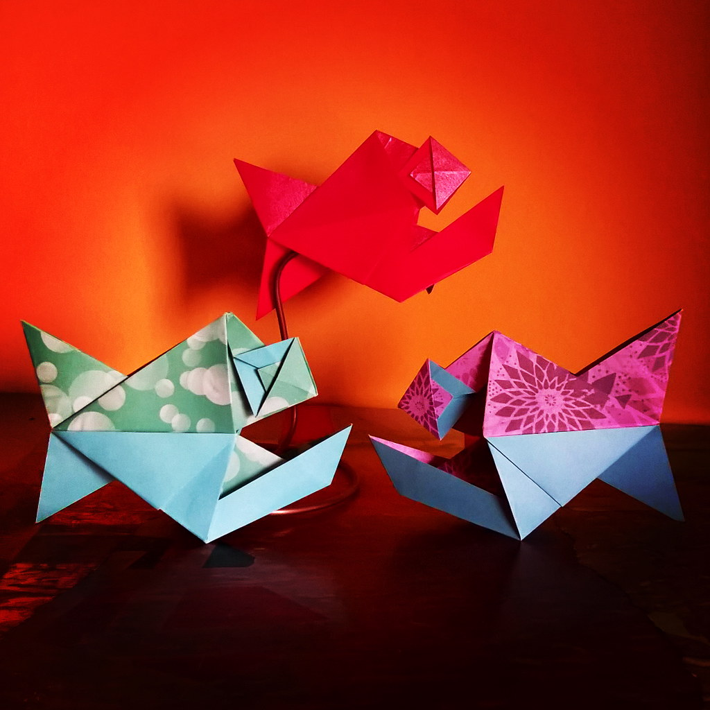 The Worlds Best Photos Of Kurth And Origami Flickr Hive Mind