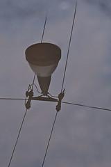 upside down - Novembre 13 110low (luca19632 - Luca Cortese) Tags: urban nuvole upsidedown milano acqua riflessi pioggia lampione sera riflesso elettricit pozza pozzanghera lineaelettrica sottosopra illuminazionepubblica illuminazionestradale