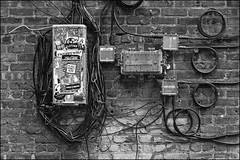 L1023224 B&W (Damien DEROUENE) Tags: street leica nyc urban newyork mm fragment damienderouene
