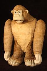 King Kong Wind-Up (1960's) (Donald Deveau) Tags: anime monster toy cartoon kingkong animated windup japanesetoy vintagetoy