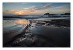 Calma aparente (Agustn Barrajn) Tags: amanecer almera cabodegata genoveses