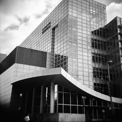 Lomo Diana F Plus Pittsburgh (The Stugots) Tags: street camera city 120 film dead toy photography is lomo lomography pittsburgh diana f plus medium format neopan 100 acros fplus