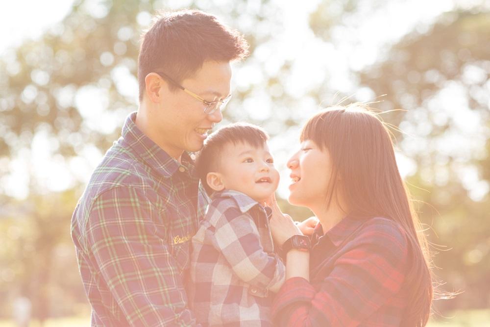 親子寫真 親子照 寶寶攝影