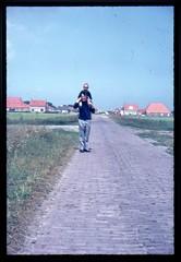 (Kaopai) Tags: travel holiday color tourism dia insel ameland ferien tourismus farbfoto 1970er 1970th farbdia