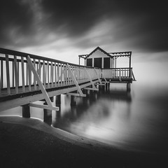 Living in peace ( MaNurs) Tags: longexposure travel sea blackandwhite bw espaa costa white house holiday seascape cute blancoynegro beach water monochrome beautiful architecture clouds canon dark landscape ventana photography coast pier muelle mar casa nice spain arquitectura madera sand agua smooth playa paisaje calm traveller arena murcia nubes embarcadero invierno es scare marmenor seda calma niebla minimalist haida waterscape sanpedrodelpinatar minimalista sanjavier monocromatico 70d neutraldensity largaexposion nd1000 10stops regindemurcia densidadneutra 13stops tokina1116 manurs