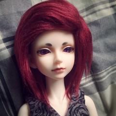 "Cecilia ""Cece"" (angeliczacharie) Tags: girl francis bjd msd legit mystickids mystickidsfrancis"