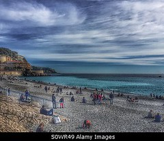 Photo accepted by Stockimo (vanya.bovajo) Tags: world travel winter sea people men beach weather clouds relax nice women cloudy tourist tourists lying adults iphone mediterranian iphonegraphy stockimo