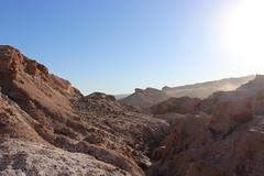 Warm Earth (Alison Claire~) Tags: chile travel travelling nature rock america canon de landscape outdoors eos san rocks desert outdoor south salt caves pedro atacama traveling canoneos 600d canoneos600d