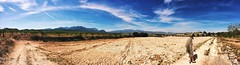 Sangrador de las Anguilas, Pliego (Murcia) #Huerta #panorama #landscape #light #sky #clouds #countryside #spain #travelling #wanderlust (pakonthemove) Tags: light sky panorama travelling clouds landscape countryside spain wanderlust huerta