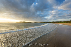 Coffs Harbour Beach (Ruth Spitzer) Tags: holiday seascape beach sunrise landscape photography december jetty australia nsw coffs coffsharbour 2015 coffsharbourjetty ruthspitzer 2015december ruthspitzerphotography ruthiespitzer coffsbeach