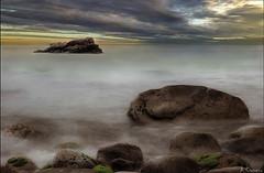 La Cala (antoniocamero21) Tags: costa color marina agua foto sony paisaje girona cielo catalunya brava cala rocas canyet
