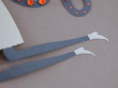 Paper illustration (Elsita (Elsa Mora)) Tags: art silhouette illustration paper paperart design 3d pattern handmade drawing form fiber papercraft papersculpture papercutout elsita xactoknife papercutting 3dimensionalart elsamora 3dimensionalpaper