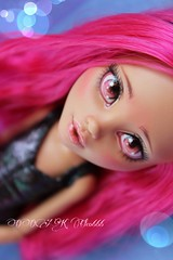 PicsArt_04-09-06.46.51 (Cleo6666) Tags: monster high wolf doll ooak custom mattel repaint howleen monsterhigh