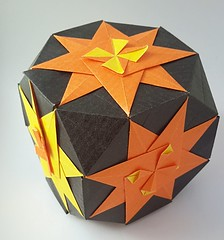 Truncated Cube (modular.dodecahedron) Tags: joint modularorigami tomokofuse truncatedcube facemodule