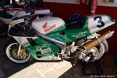Honda de Joey Dunlop